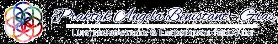Praktijk Angela Benistant - Gras logo